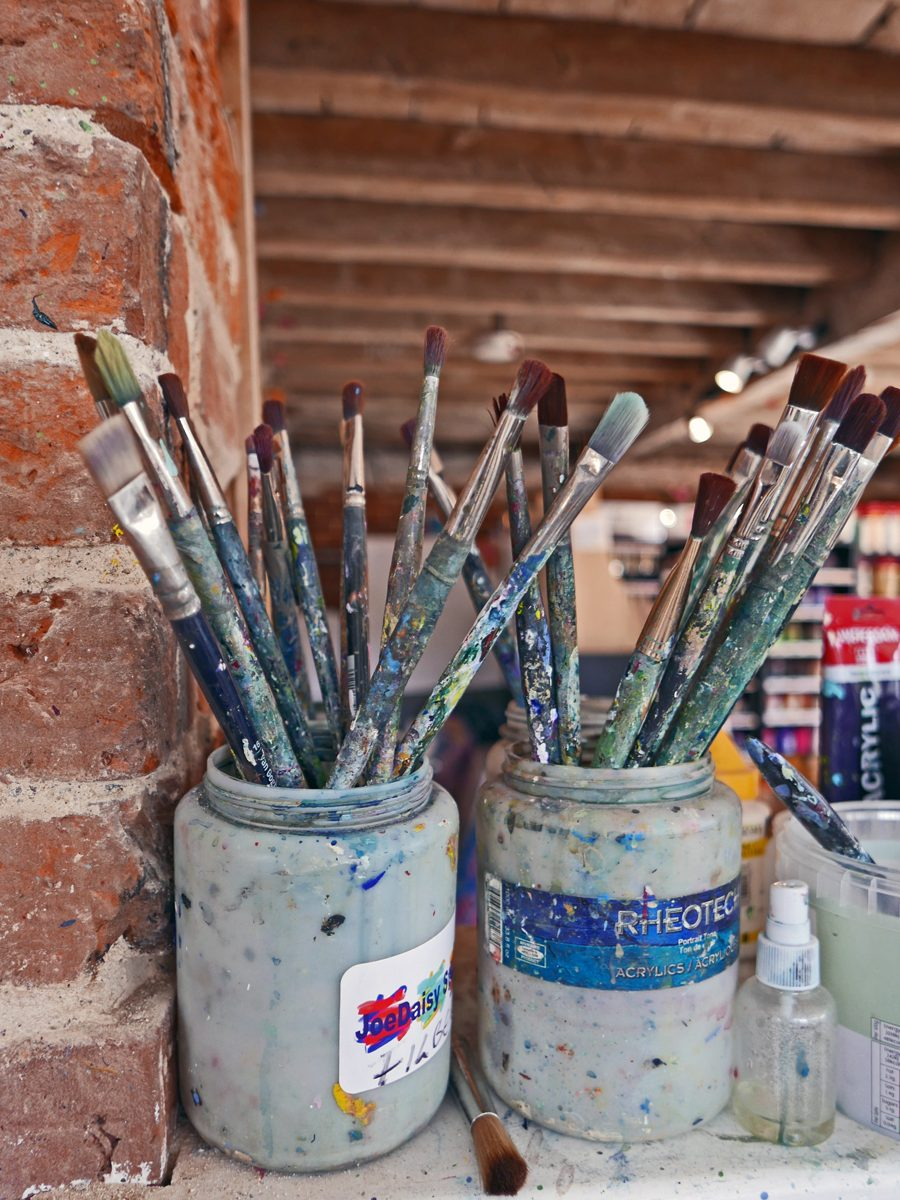 sally coulden studio brushes