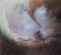 A contemporary twist on Turner